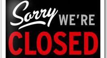 V úterý 1. března z provozních důvodů zavřeno