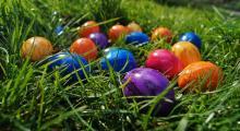 Jak o Velikonocích?