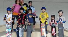 Začala skate akademie
