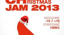 15.12. první scooter závod Chilli Christmas Jam 2013