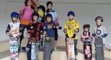 Ve středu 1.10. začíná další podzimní skate akademie