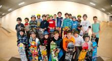 Ve úterý 6.10. začíná další podzimní skate akademie